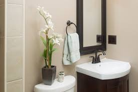 elegant bathroom decorating ideas for small spaces in home design