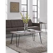 Retro Sofa Table by Altra Furniture Owen Sonoma Oak Coffee Table 5067096pcom The