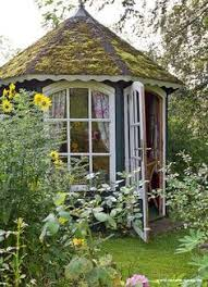 Cottage Garden Book by Link Judy U0027s Cottage Garden Garden Potting Sheds View A Large