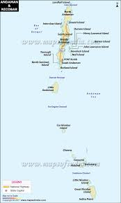 India Map Quiz by Andaman And Nicobar Islands Map India
