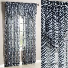 zebra print curtains interior design ideas for bathrooms kenya zebra window treatment