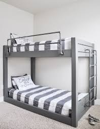 Plans For Bunk Bed With Steps by Best 25 Bunk Bed Plans Ideas On Pinterest Boy Bunk Beds Bunk