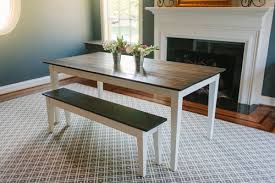 8 Foot Desk by Louisville Farm Tablesthe 8 Foot Farm Bench