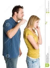 couple arguing royalty free stock images image 3986359