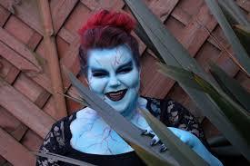 Halloween Vampire Look Scary Vampire Makeup Look
