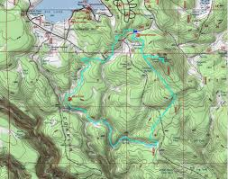 Map Az Lobo Linguistics Exploring The White Mountains Of Arizona