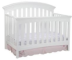 Vintage White Baby Crib by Amazon Com Delta Children Bentley 4 In 1 Crib White Baby