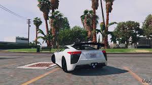 lexus lfa android wallpaper lexus lfa 2012 for gta 5