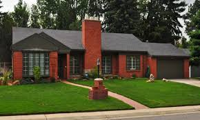 charming craftsman style gables 2 red brick craftsman red brick