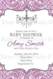 Baby Shower Invitation Cards Templates Classy Baby Shower Invitations Theruntime Com