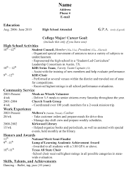 Resume Objective For Part Time Job  cover letter resume objective     happytom co Scholarship Resume Samples   ALEXA RESUME   scholarship resume objective