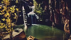 Payson Arizona Map by Water Wheel Falls Hike Payson Arizona Youtube