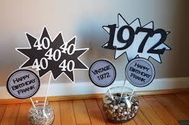 decorating ideas for 40th birthday u2013 decoration image idea
