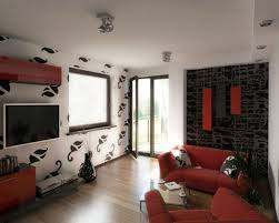 chrome arch lamp lights black white wall ideas grey colored sofas