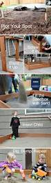 Instructions On How To Make A Toy Chest by How To Build A Sandbox Finally Modern Parents Messy Kids