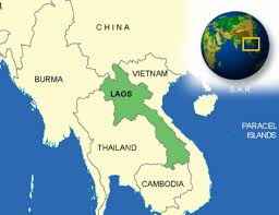 Jordan Country Map Laos Facts Culture Recipes Language Government Eating