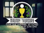MAUNDY THURSDAY | KAGESA