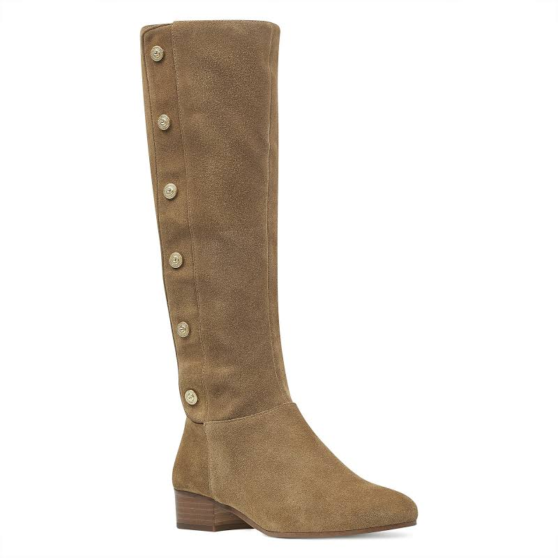 Nine West Oreyan Boots Brown 8 M