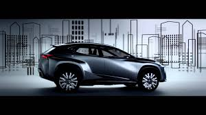 lexus concept cars lexus lf nx reveal concept cars youtube