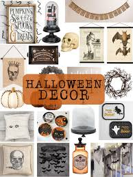 halloween home decor house of hargrove