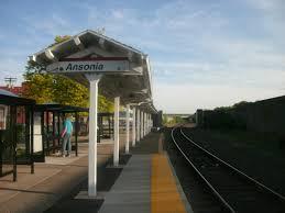 Ansonia station