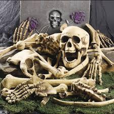 indoor u0026 outdoor halloween skeleton decorations ideas