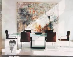 Artwork For Dining Room Selecting Abstract Art For Modern Interiors Modern Art