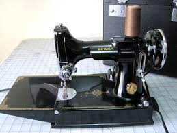 singer 221 featherweight sewing machine the project lady