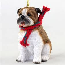 bulldog gifts merchandise figurines decor ornaments items collectibles