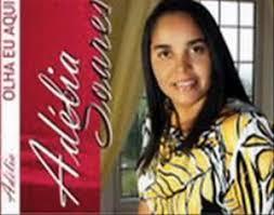 Ad�lia Soares - Olha Eu Aqui - Playback