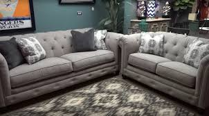 Ashley Furniture Loveseat Recliner Ashley Furniture Azlyn Sepia Tufted Sofa U0026 Loveseat 994 Review