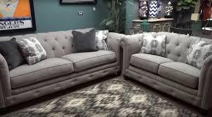 tufted sofa ashley furniture azlyn sepia tufted sofa u0026 loveseat 994 review