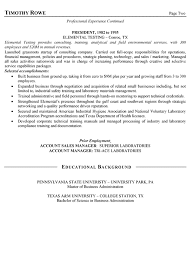 Sales Manager Resume Example Resume Resource Regional Sales Manager Resume Example