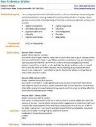 CV formatting tips that will get you more How To Write A Personal Summary For A Resume  cover letter resume