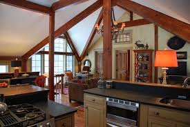 Large Open Kitchen Floor Plans by Breathtaking Balls Pendant Lights Over Large Wooden Kitchen Island