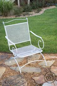 Outdoor Furniture Finish by How To Refinish Rusted Patio Furniture The Diy Village