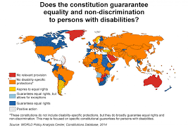 Map Policy Putting Fundamental Rights Of Persons With Disabilities On The Map
