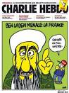 Charlie Hebdo satirical covers