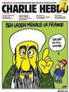 Charlie Hebdo satirical covers