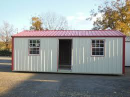 Smith Built Shed by Davis Portable Buildings Arkansas