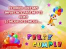 Mensajes de feliz cumpleaños para 1 sobrina ~ Frases de cumpleaños
