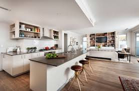 How To Draw A Floor Plan For A House Open Floor Plans The Strategy And Style Behind Open Concept Spaces