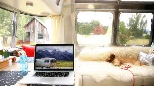 peek inside our airstream just 5 more minutes working5