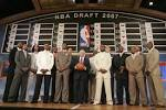 NBA DRAFT LOTTERY HISTORY