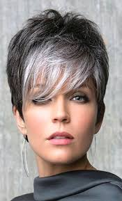 short haircuts for frizzy curly hair best 25 short grey haircuts ideas on pinterest short gray