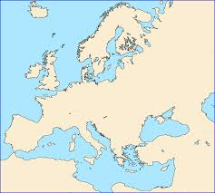 Blank Europe Map by Blank Map Directory All Of Europe 2 Alternatehistory Com Wiki