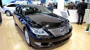 lexus lx for sale in canada 2012 lexus ls460 awd exterior and interior at 2012 toronto auto