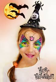 Halloween Kids Witch Makeup by 200 Best Halloween Face Paint Images On Pinterest Make Up