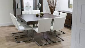 Black And White Dining Room Chairs Dining Tables Marvellous 8 Person Dining Table Set Dining Tables