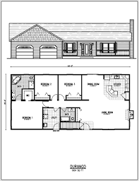 How To Design House Plans Wonderful Rancher House Plans Ranch Style Plan To Decorating Ideas